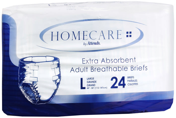 ATTENDS CARE BRIEF LARGE 3X24 CT