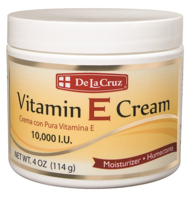 DLC VITAMIN E CREAM 4oz