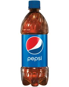 Pepsi Cola - 24/20 oz bottles