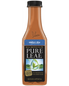 Pure Leaf - Sweet Iced Tea - 12/18.5 oz bottles