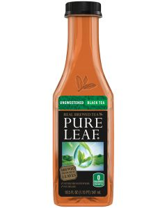 Pure Leaf - Unsweetened Iced Tea - 15/18.5 oz bottles