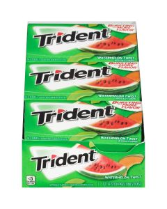 Trident - Watermelon Twist - 14 Pc