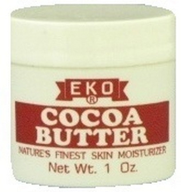 COCOA BUTTER JAR EKO 1oz