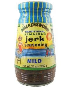 Walkerswood - Mild Jamaican Jerk Seasoning - 10 oz