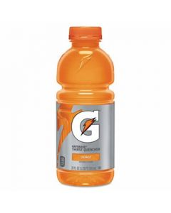 Gatorade - Orange - 24/20 oz plastic bottles