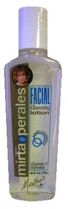 MIRTA DE PERALES FACIAL CLEANSING LOTION 4oz