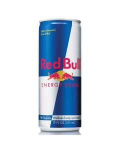 Red Bull Energy Drink - 24/12 oz cans