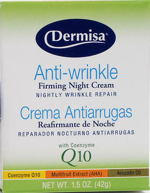 DERMISA ANTI-WRINKLE CREAM 1.5oz