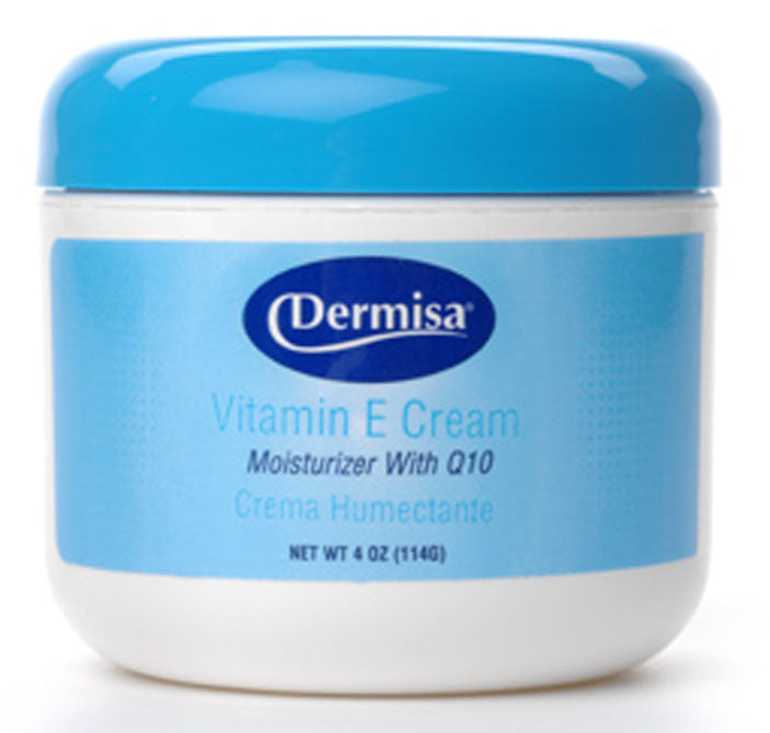 DERMISA SKIN CREAM VITAMIN E 4oz