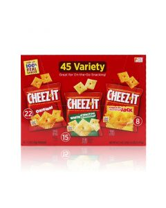 Kellogg's - Cheez-It Variety Pack - 45 Ct