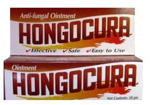 HONGOCURA OINTMENT ANTI-FUGAL 28gr