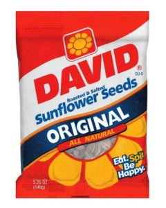 David's - Original Sunflower Seeds - 5.25 oz