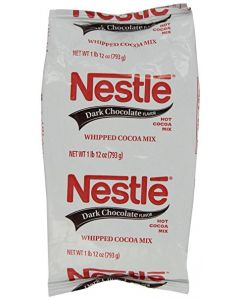 Nestle - Hot Cocoa Mix, Dark Chocolate - 1.75 lbs