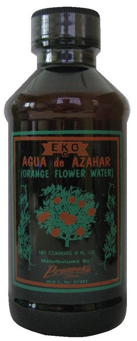 AZAHAR WATER EKO 4oz