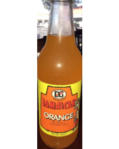 D&G Orange Soda - 24/12 oz