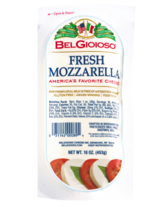 BelGioioso - Fresh Mozzarella Log - 1 lb