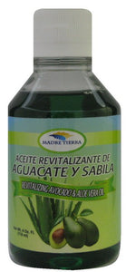 ACEITE AGUACATE Y ALOE MAT 4oz