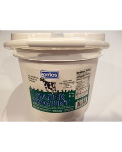Kontos - Skotidakis Greek Yogurt - 11 lbs