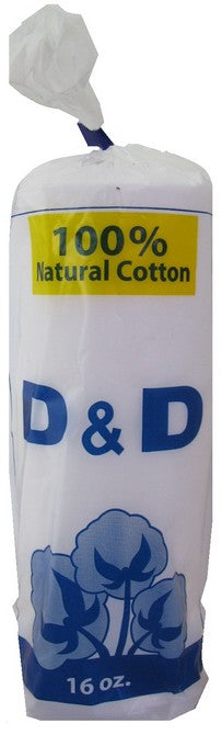 COTTON ROLL 16 OZ