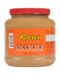 Reese's - Pourable Peanut Butter Topping - 4.5 lbs
