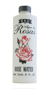 ROSE WATER EKO 8oz