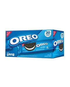 Nabisco - Oreo Cookies - 6 Ct/ 30 Pk