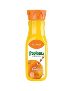 Tropicana - Pure Premium Orange Juice - 12 oz bottles