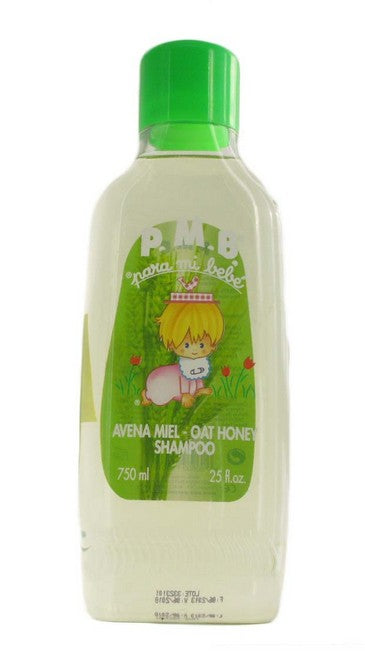 PMB SHAMPOO OAT & HONEY 25oz