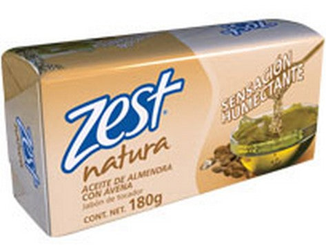 ZEST SOAP ALMOND & OAT 150gr