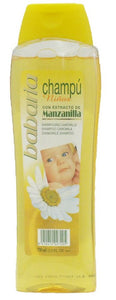 BABARIA BABIES SHAMPOO WITH CHAMOMILE 750ml
