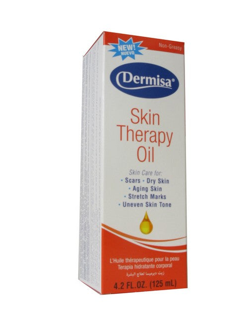 DERMISA SKIN THERAPY OIL 4.2oz