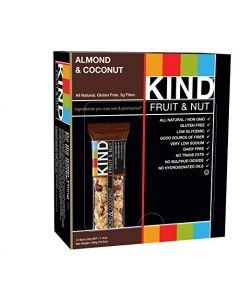 KIND - Almond & Coconut Bars - 12/1.4 oz