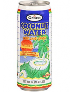 Grace - Coconut Water No Pulp - 17.5 Oz
