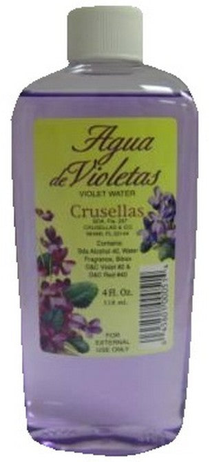 CRUSELLAS COLONIA VIOLETAS 4oz