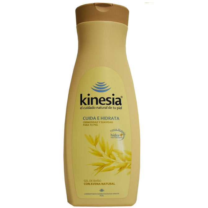 KINESIA BATH GEL OAT CLASSIC 650ml