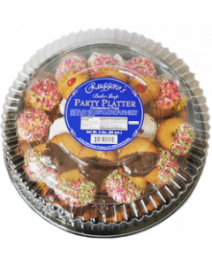 Ruggero's Bake Shop - Cookie Platter - 5 lbs