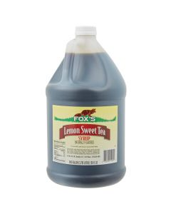 Fox's - Sweet Tea Syrup - gallon