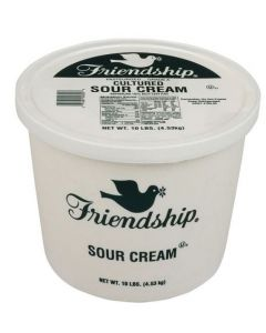 Friendship - Sour Cream - 10 lbs