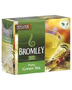 Bromley - Iced Green Tea Bags - 1 oz bags, 48 ct