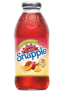 Snapple - Fruit Punch - 16 Oz