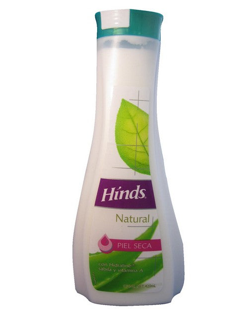 HINDS LOTION NATURAL W/ALOE 14.2oz