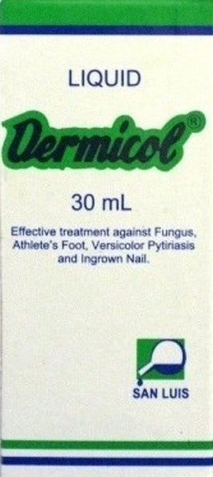 DERMICOL CLEAR 1oz