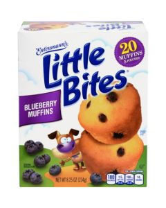 Entenmann's - Blueberry Muffins Club Pack - 20 ct