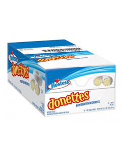 Hostess - Donettes Powder Mini Donuts - 3 Oz