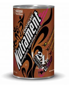 Nutrament - Chocolate Nutrition Drink - 12oz. Can