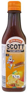 EMULSION SCOTT ORANGE 200ml