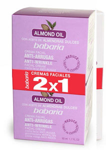 BABARIA ANTI-WRINKLE  FACIAL CREAM 1.7oz
