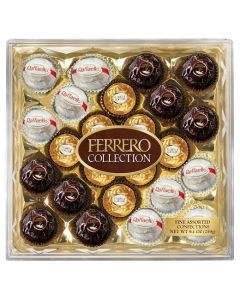 Ferrero Collection - Christmas Collection - 24 Pc