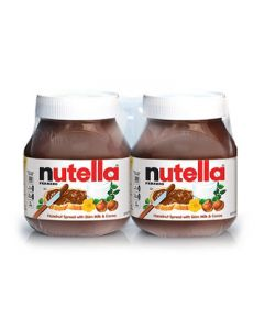 Nutella - Hazelnut Spread Twin Pack - 2/26.5 oz jars