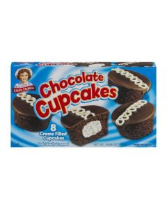 Little Debbie - Chocolate Cupcakes - 8Ct